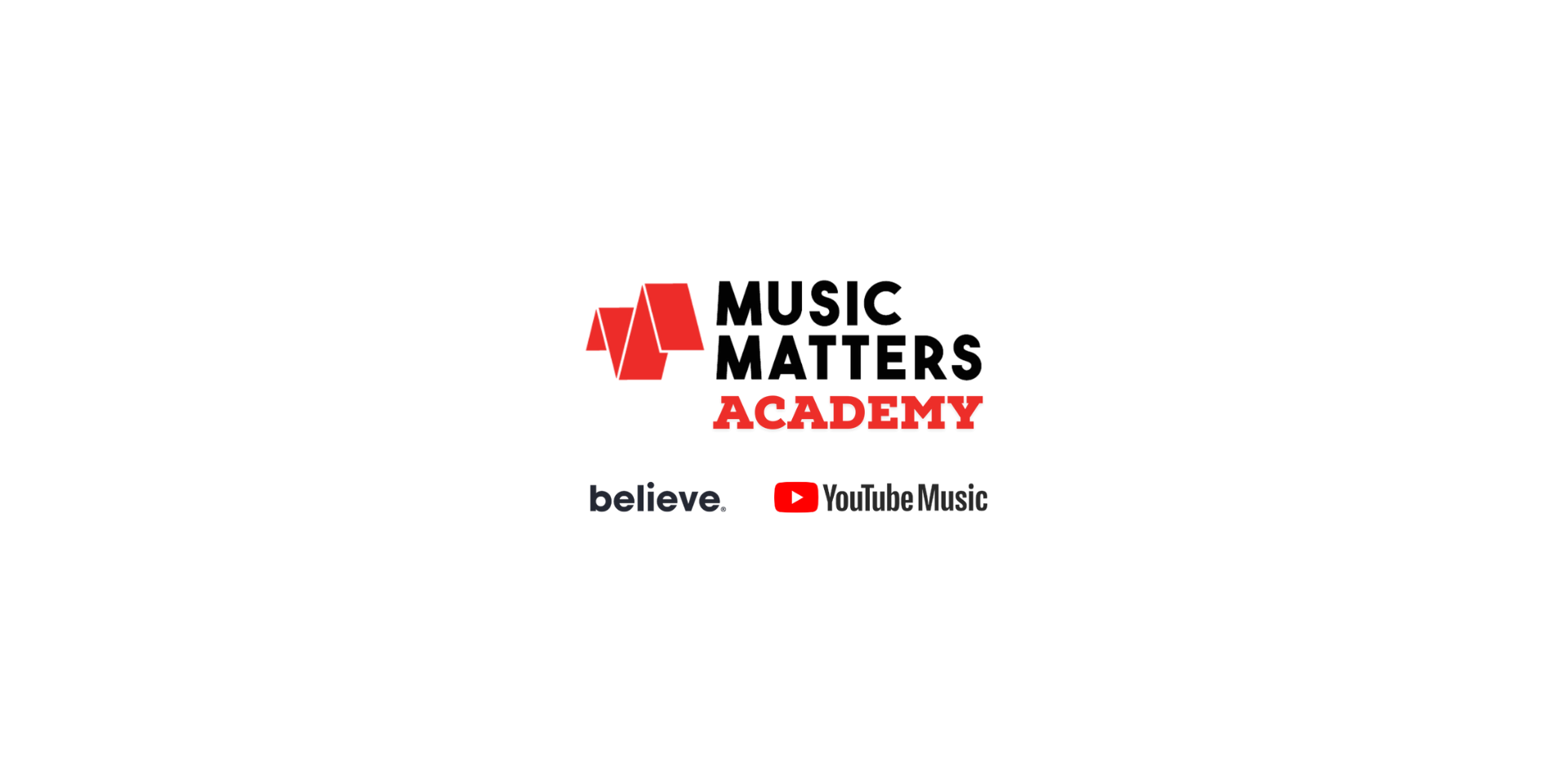Music Matters Academy connects artists, industry newcomers and young executives to music experts and recipes for success