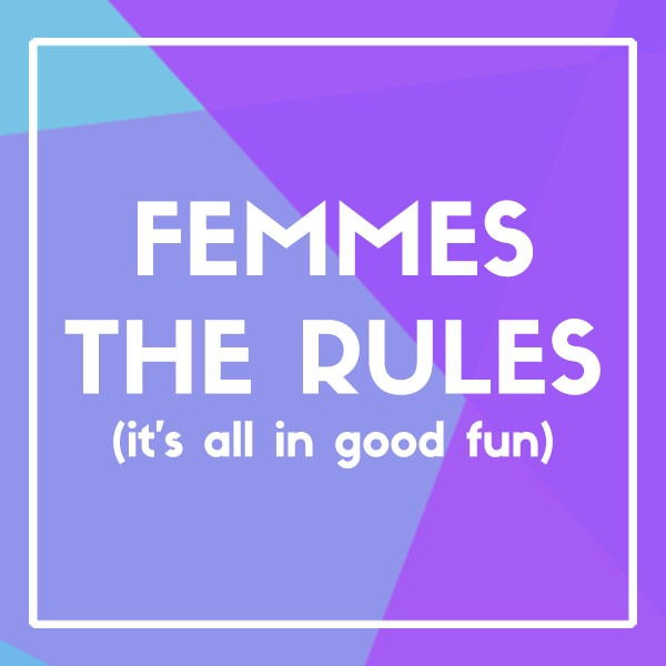 Femmes The Rules Image