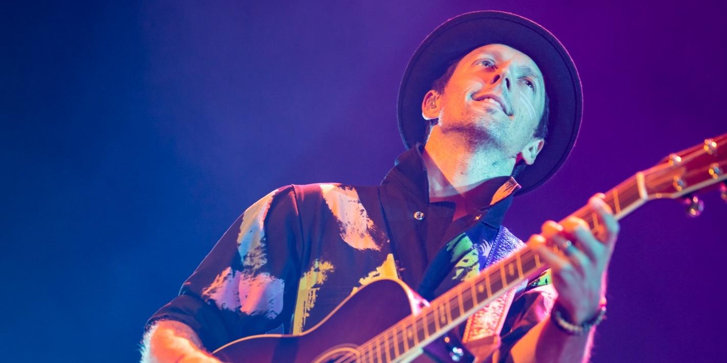 Jason Mraz's seventh Singapore show was nothing else but good vibrations – gig report