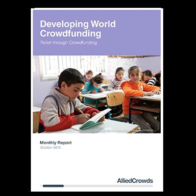 AlliedCrowds alternative finance cover