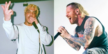 Slipknot's Corey Taylor is working on a collaboration with Kid Bookie
