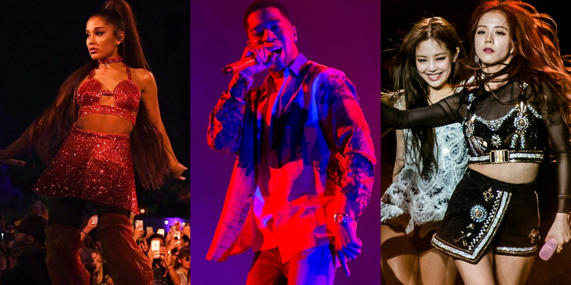 Coachella 2019 Weekend One Roundup: Ariana Grande, Kid Cudi, BLACKPINK and more