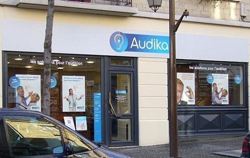Photo du centre Audika de Mantes la Jolie