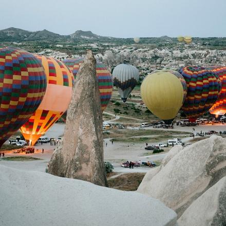 Mini Trip to Cappadocia, Ephesus and Pamukkale