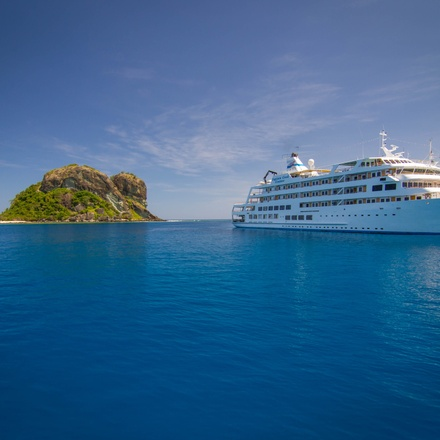 7 Night Mamanuca and Yasawa Discovery Cruise