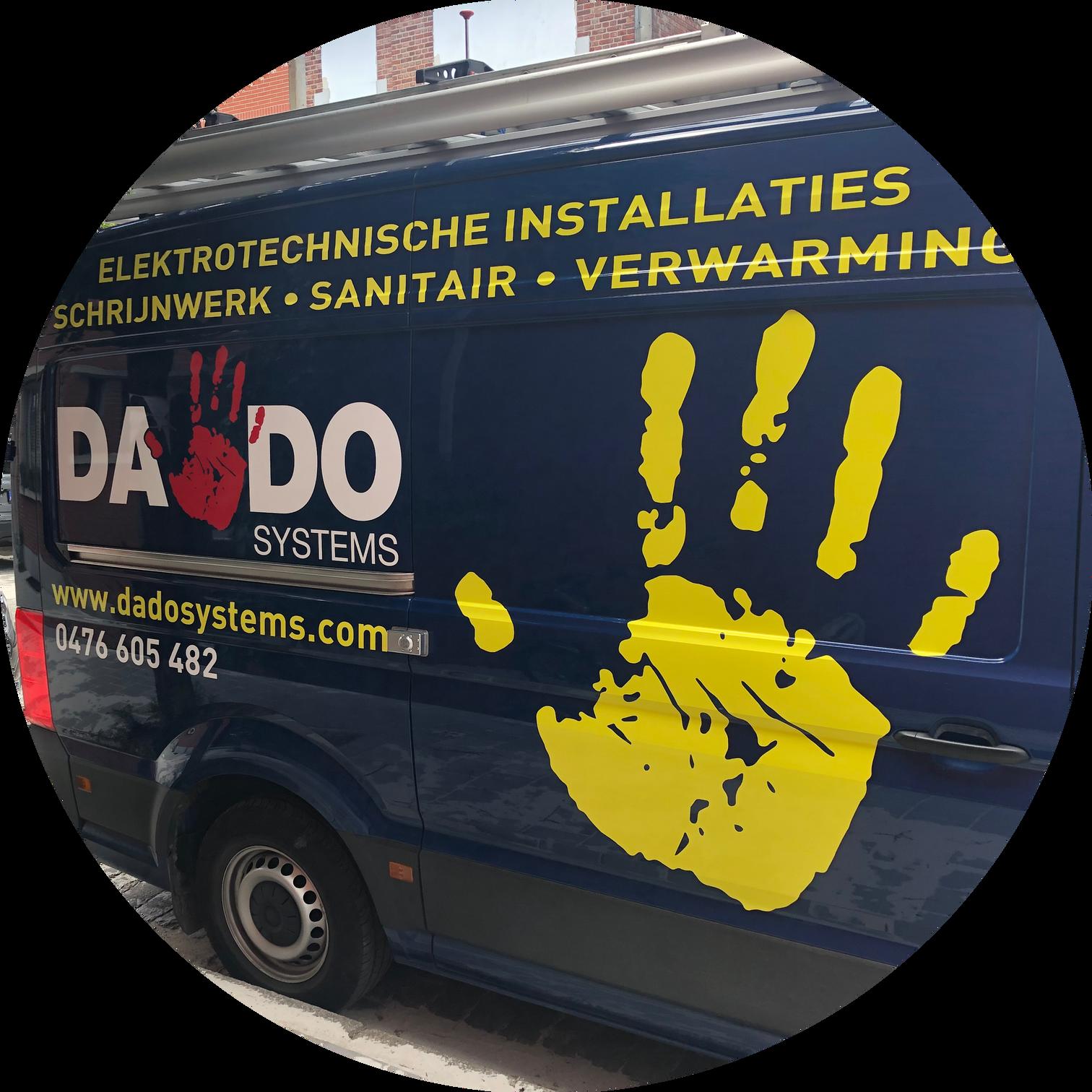 Dado Systems logo