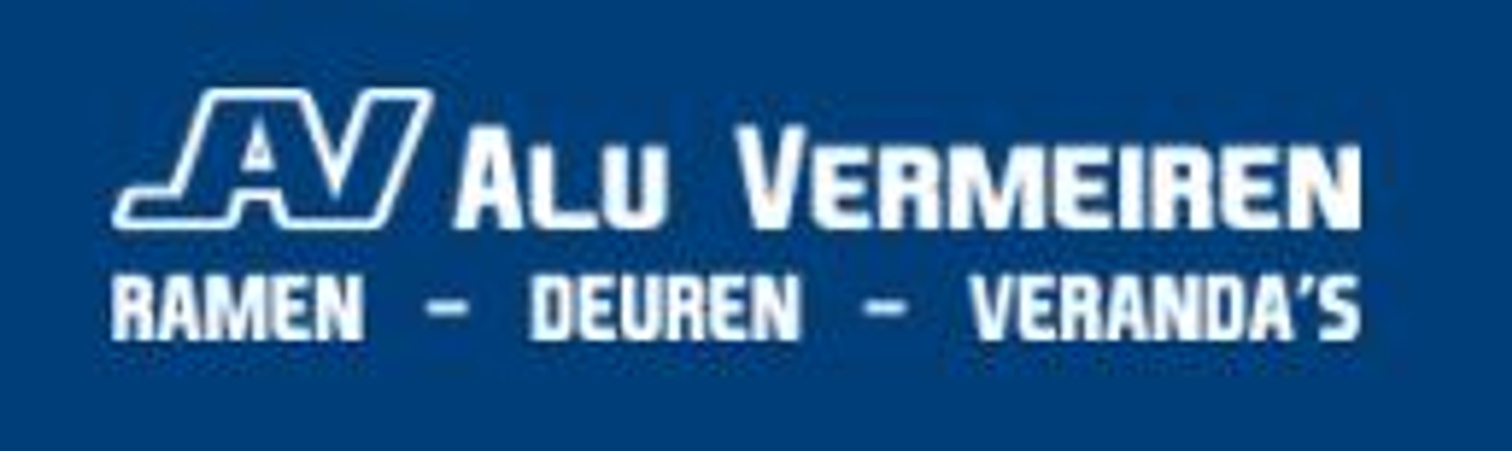 Alu Vermeiren Ramen en Deuren logo
