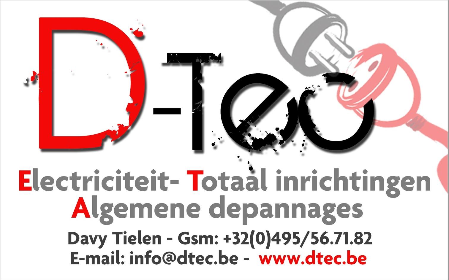 logo D-Tec