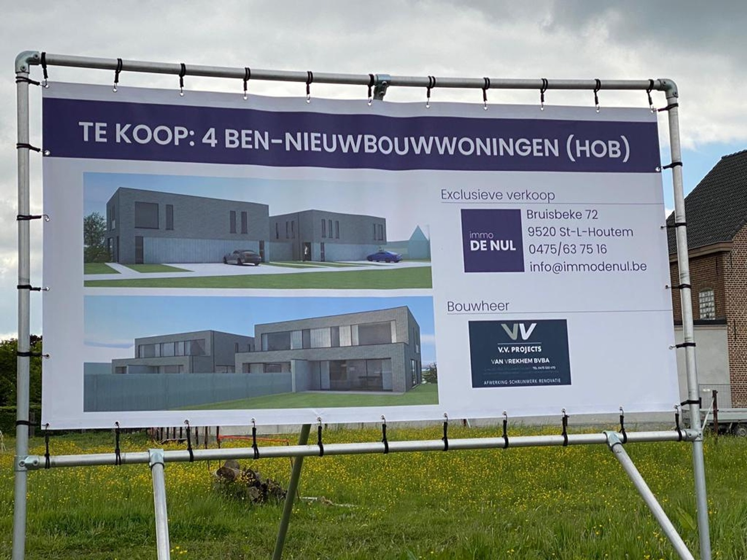 Van Vrekhem - V.V. Projects logo