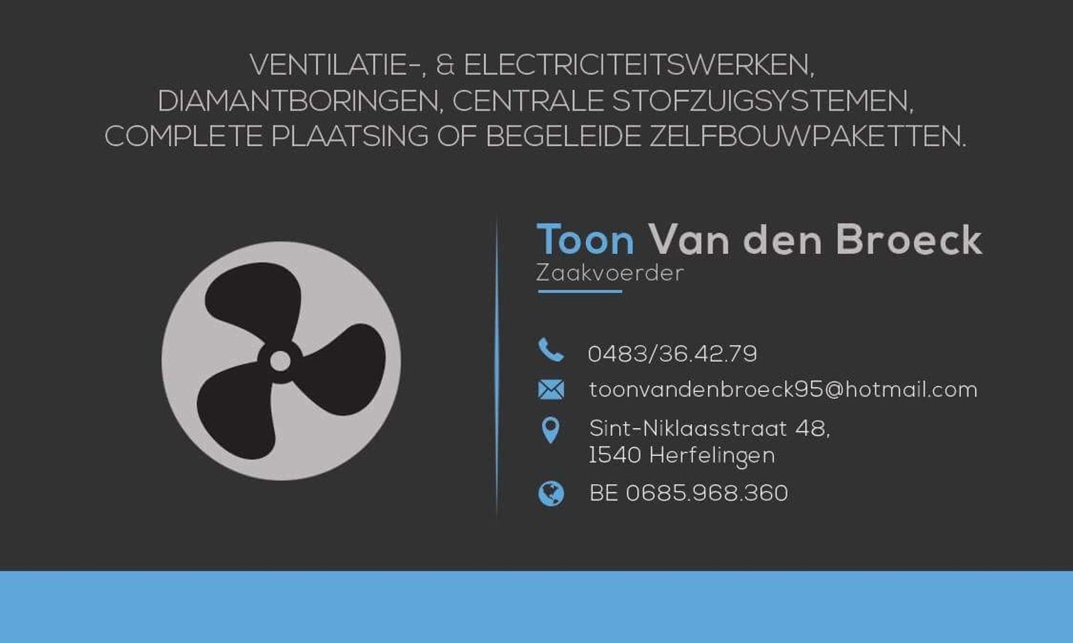 logo Van Den Broeck Toon