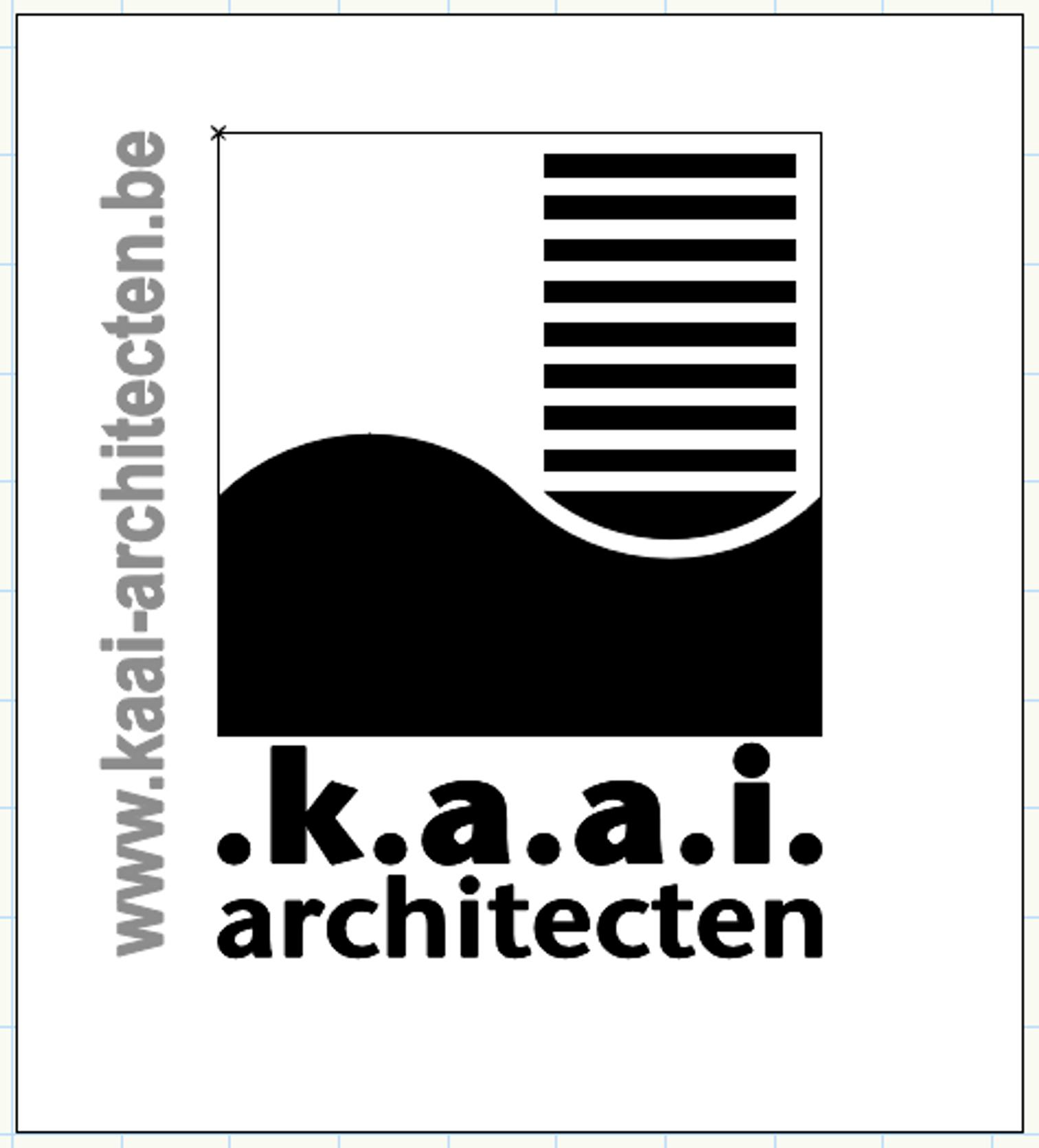 k.a.a.i.-architecten logo
