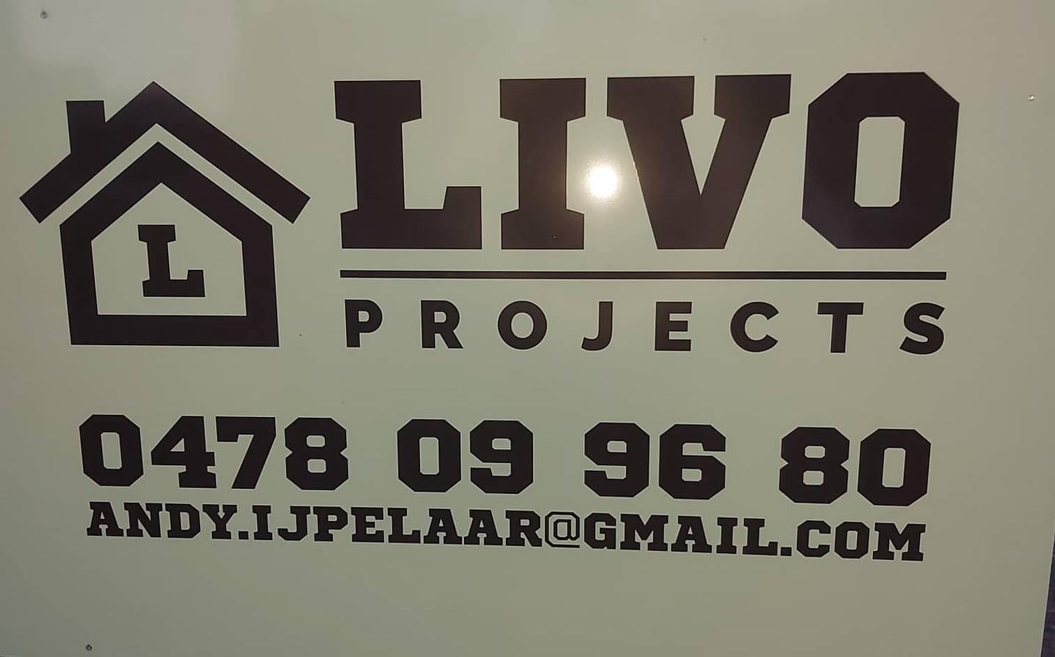 logo Livo projects