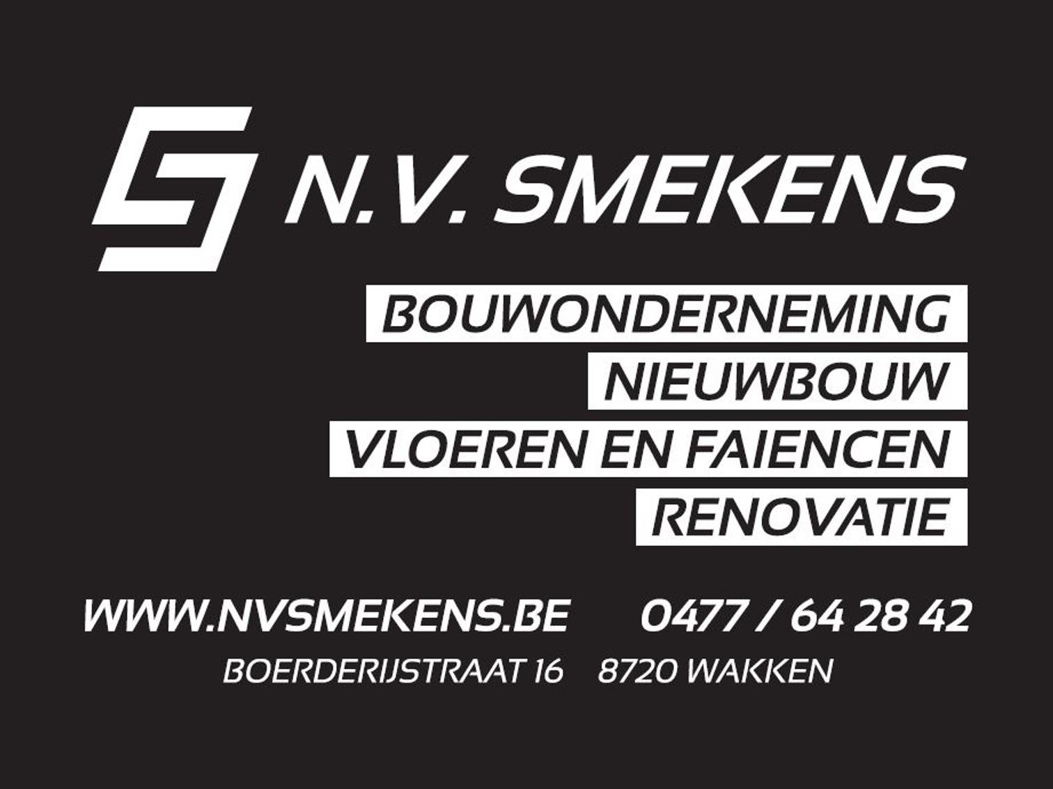 NV Smekens logo