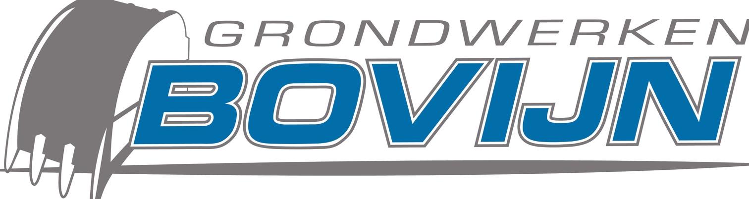 logo Grondwerken Bovijn BV