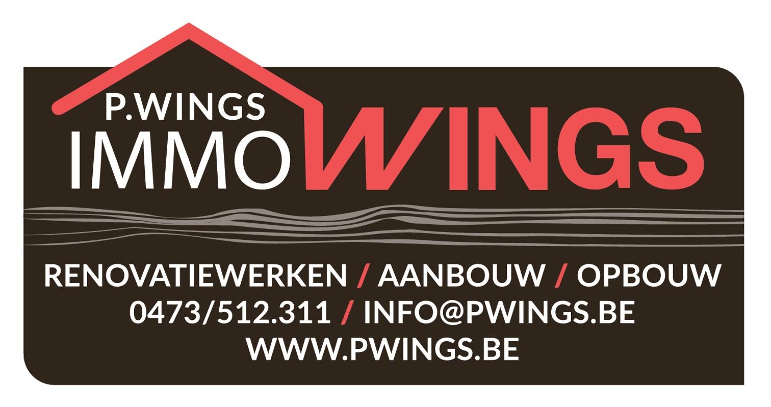 logo Immo Wings bvba