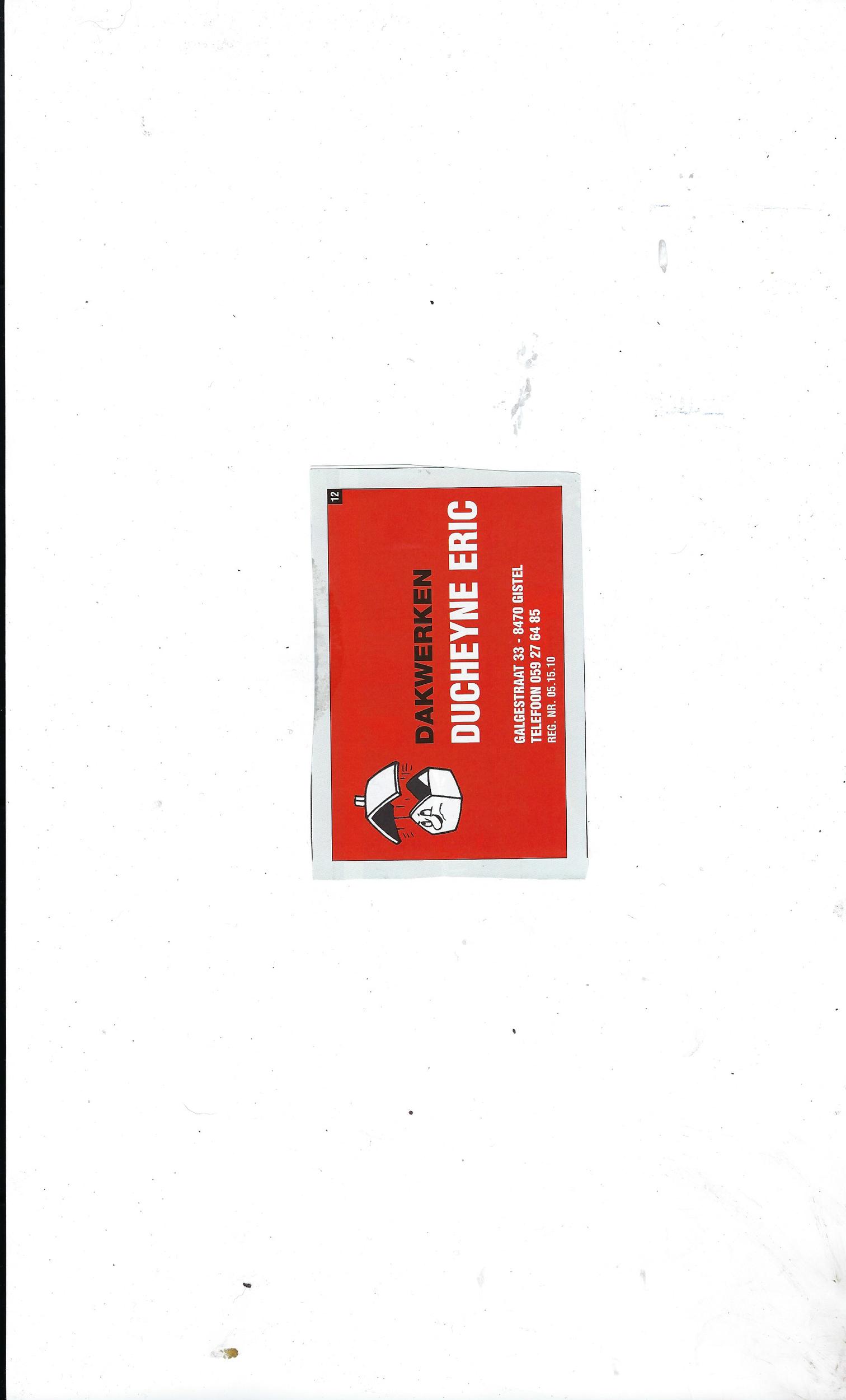 logo Dakwerken Ducheyne