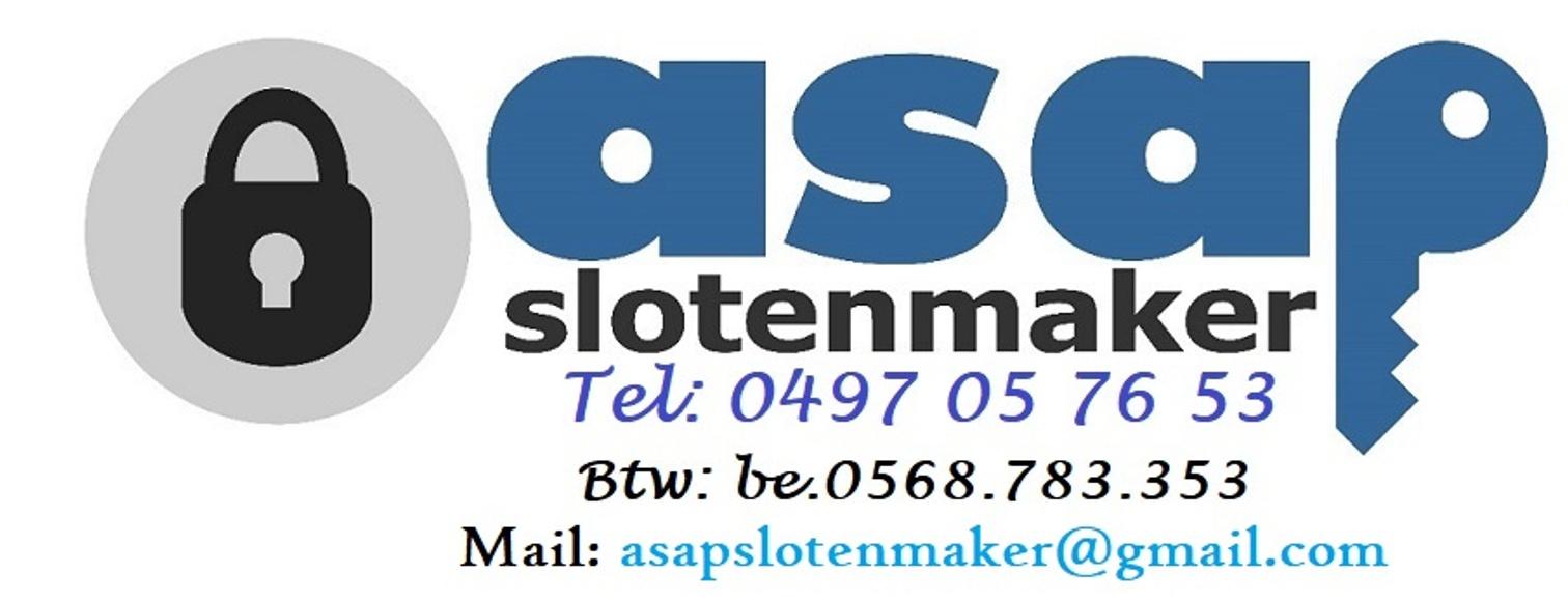 logo Mobiele Slotenmaker ASAP