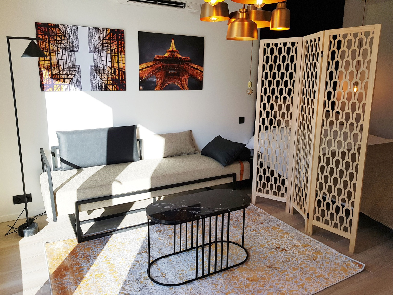 inrichting viersterren bed&breakfast - gastenkamer ArtDeco 2.0