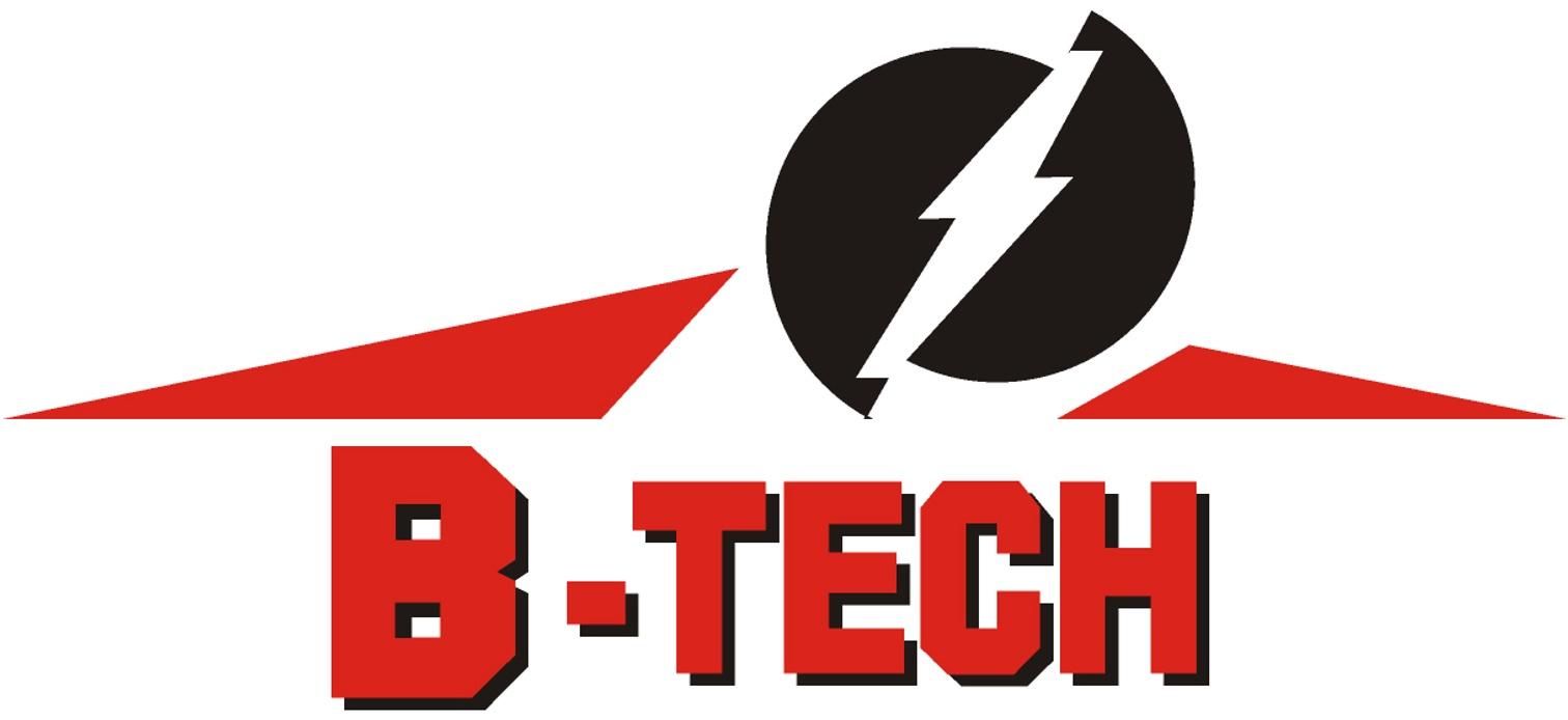logo B - Tech Security
