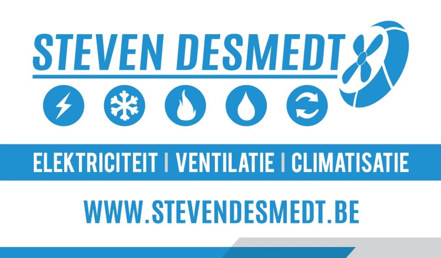 Steven Desmedt Elektriciteit,Ventilatie&Clima logo
