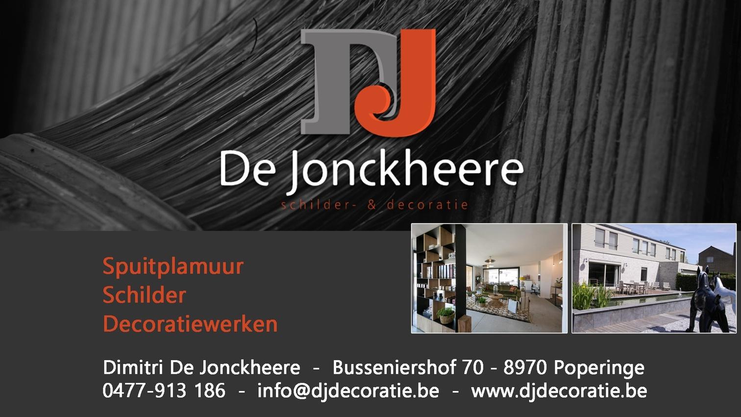 logo Dimitri De Jonckheere