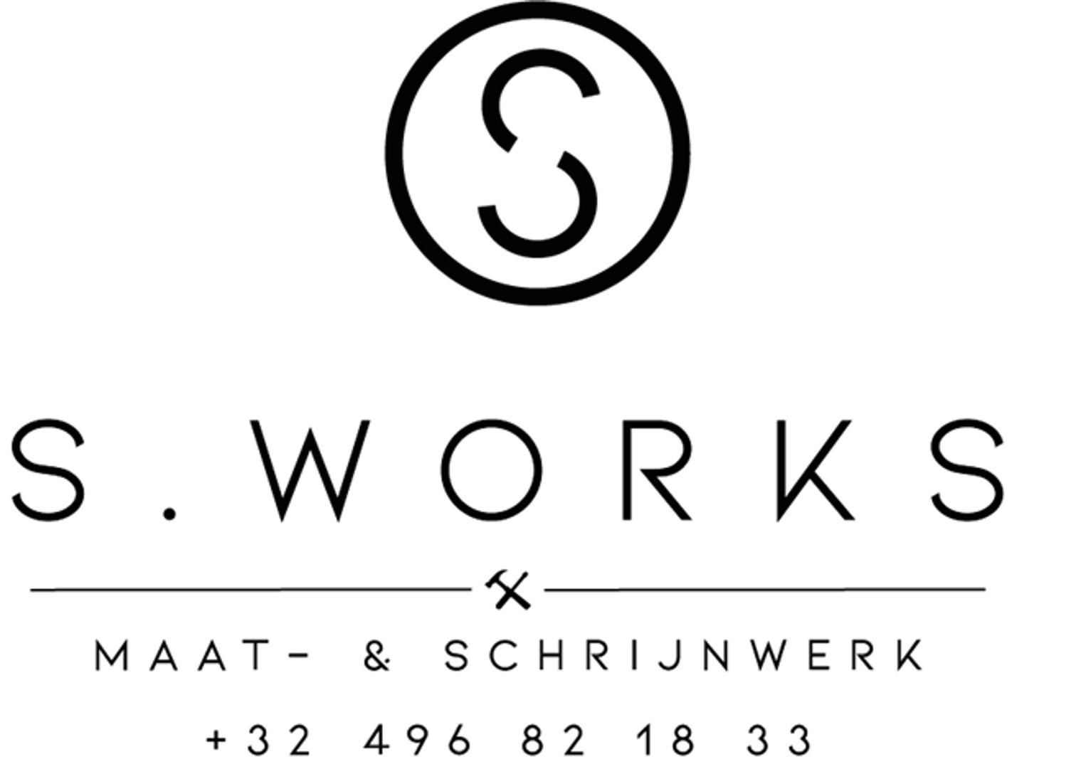 logo S-WORKS