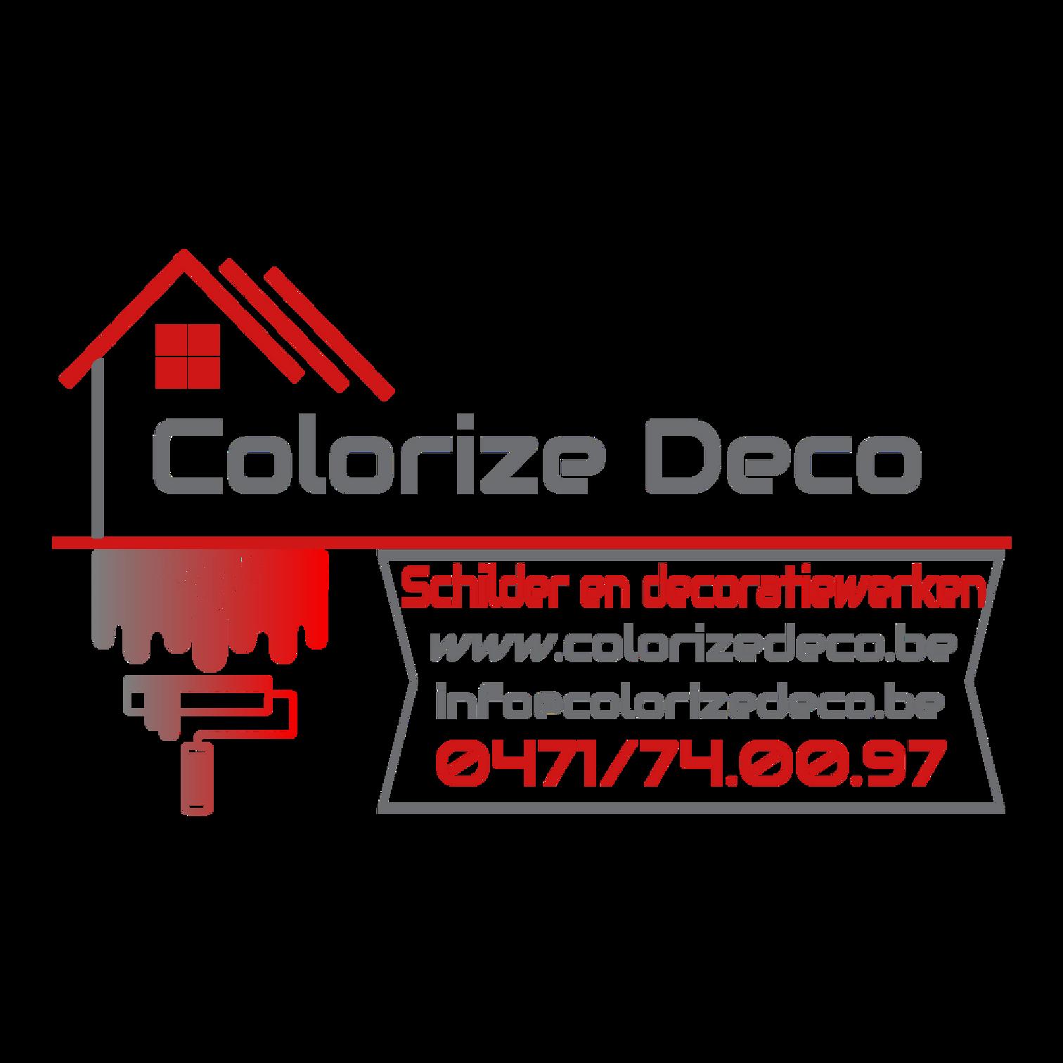 logo Colorize Deco