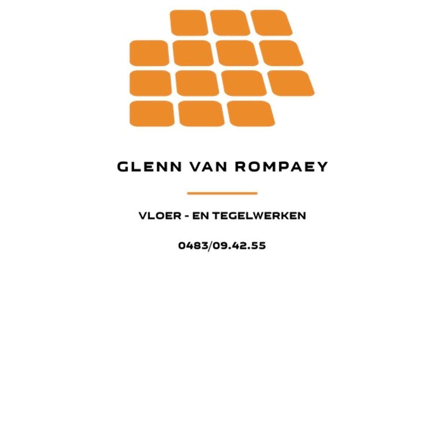Glenn Van Rompaey logo