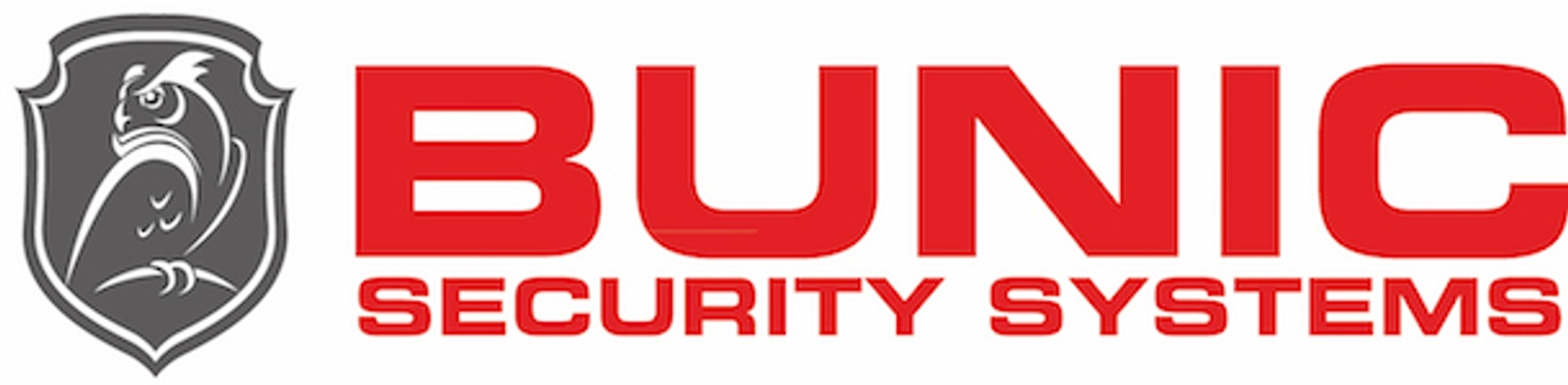 BUNIC Security Systems logo