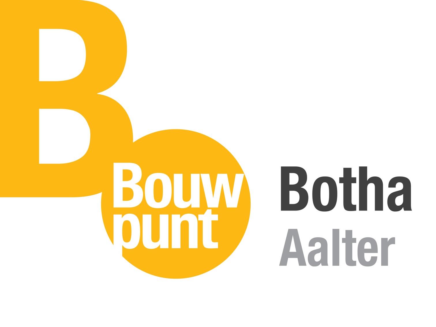 logo Bouwpunt Botha