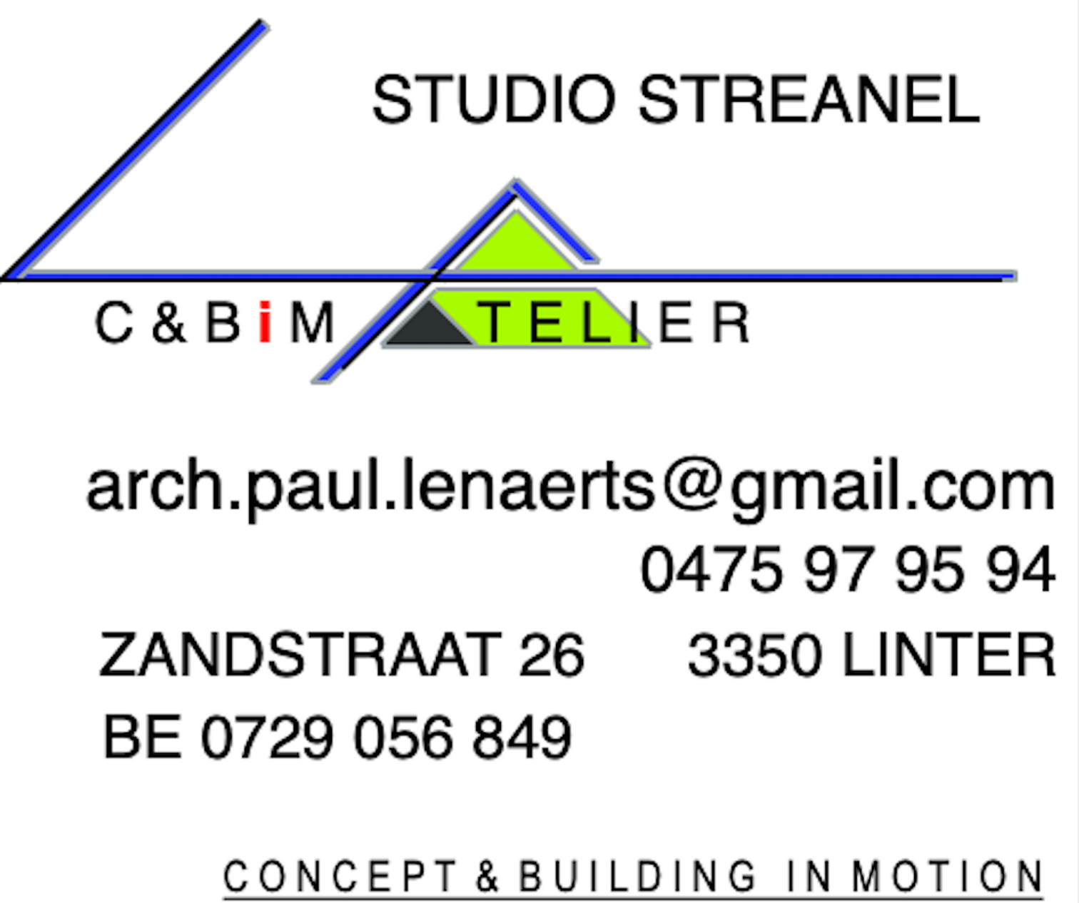 Studio Streanel   -  C&BiM-Atelier logo