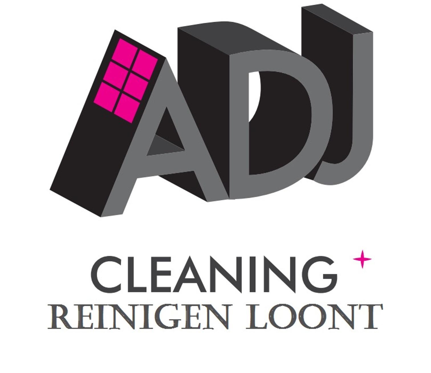 logo ADJ Cleaning