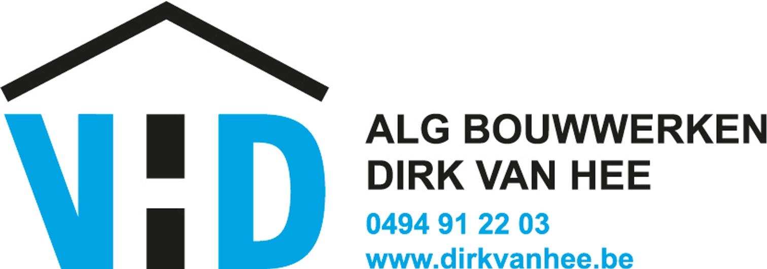 logo Van Hee Dirk Alg Bouwwerken