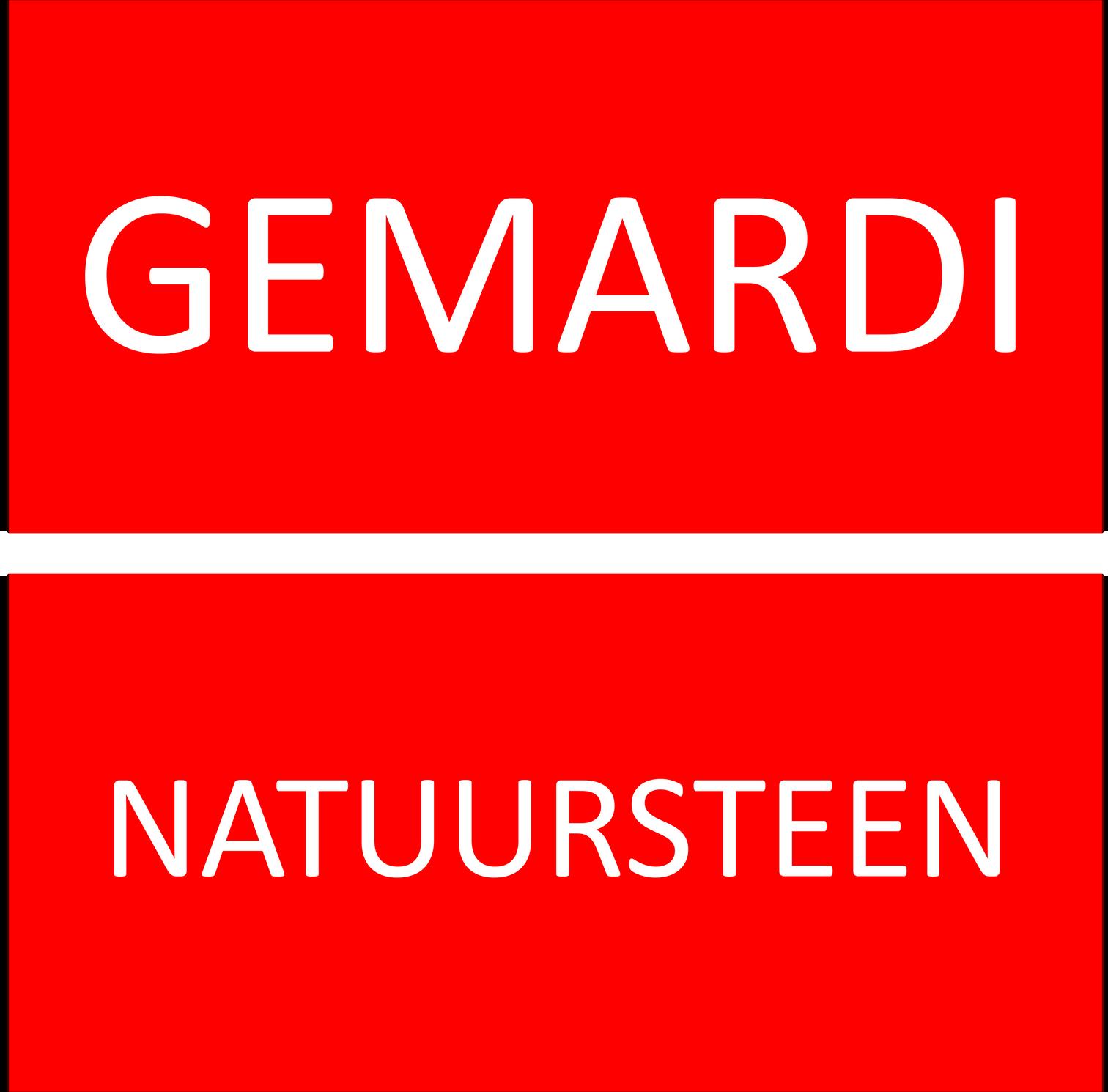 logo Gemardi natuursteen