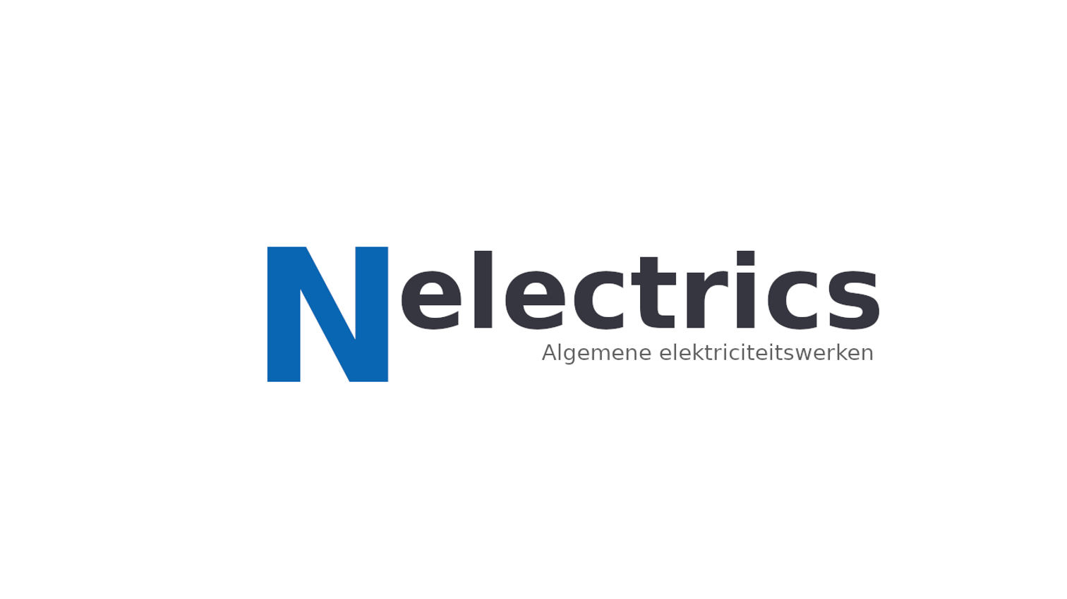Nelectrics  BV logo