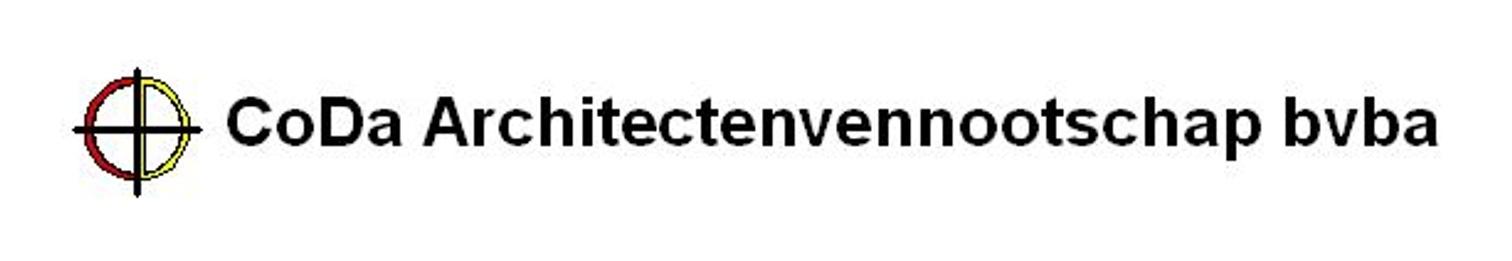CoDa Architectenvennootschap logo