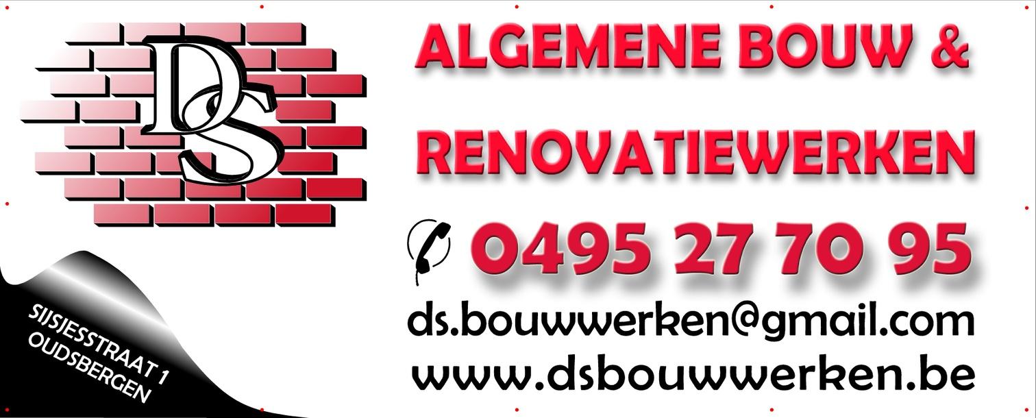 DS Algemene bouw- & renovatiewerken logo