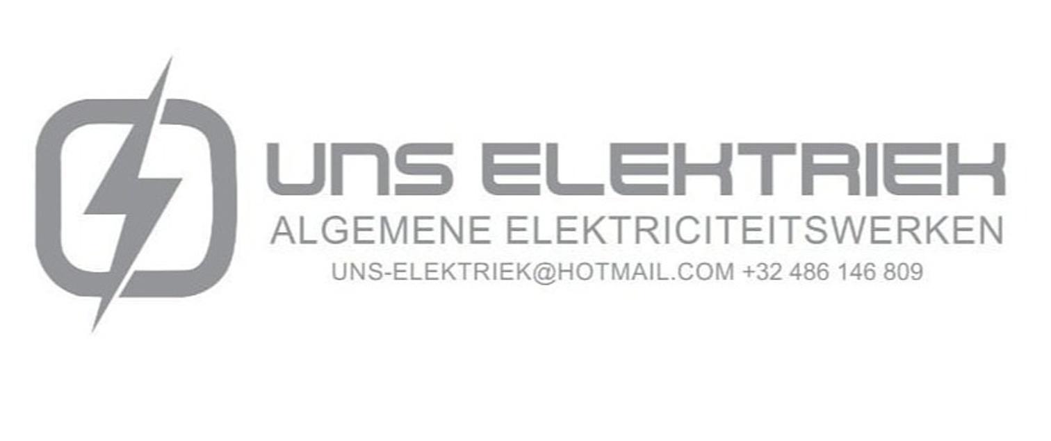 Uns elektriek logo