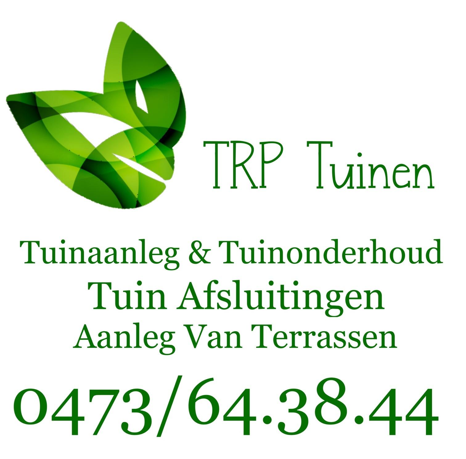 logo TRP tuinen