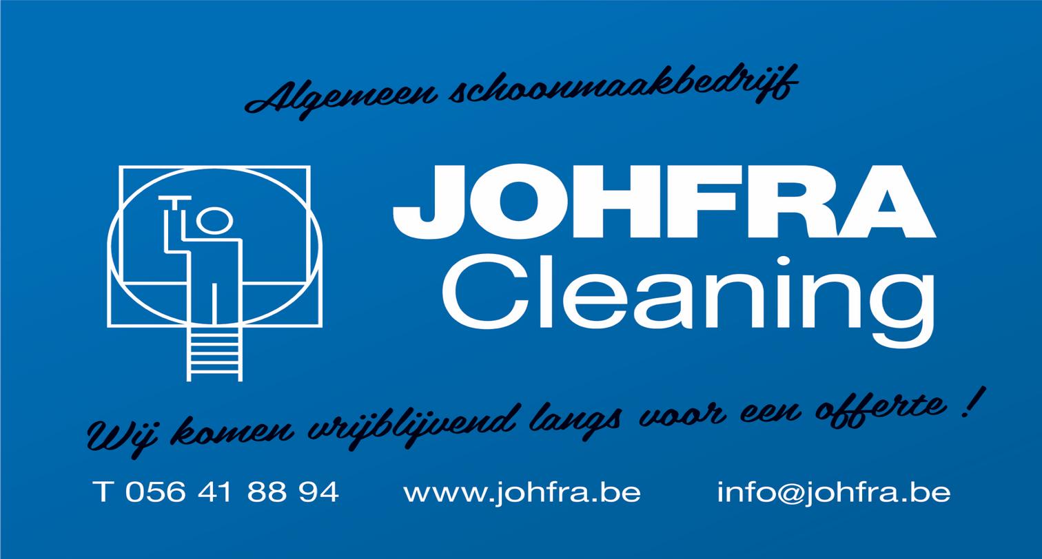 Johfra Cleaning BV logo
