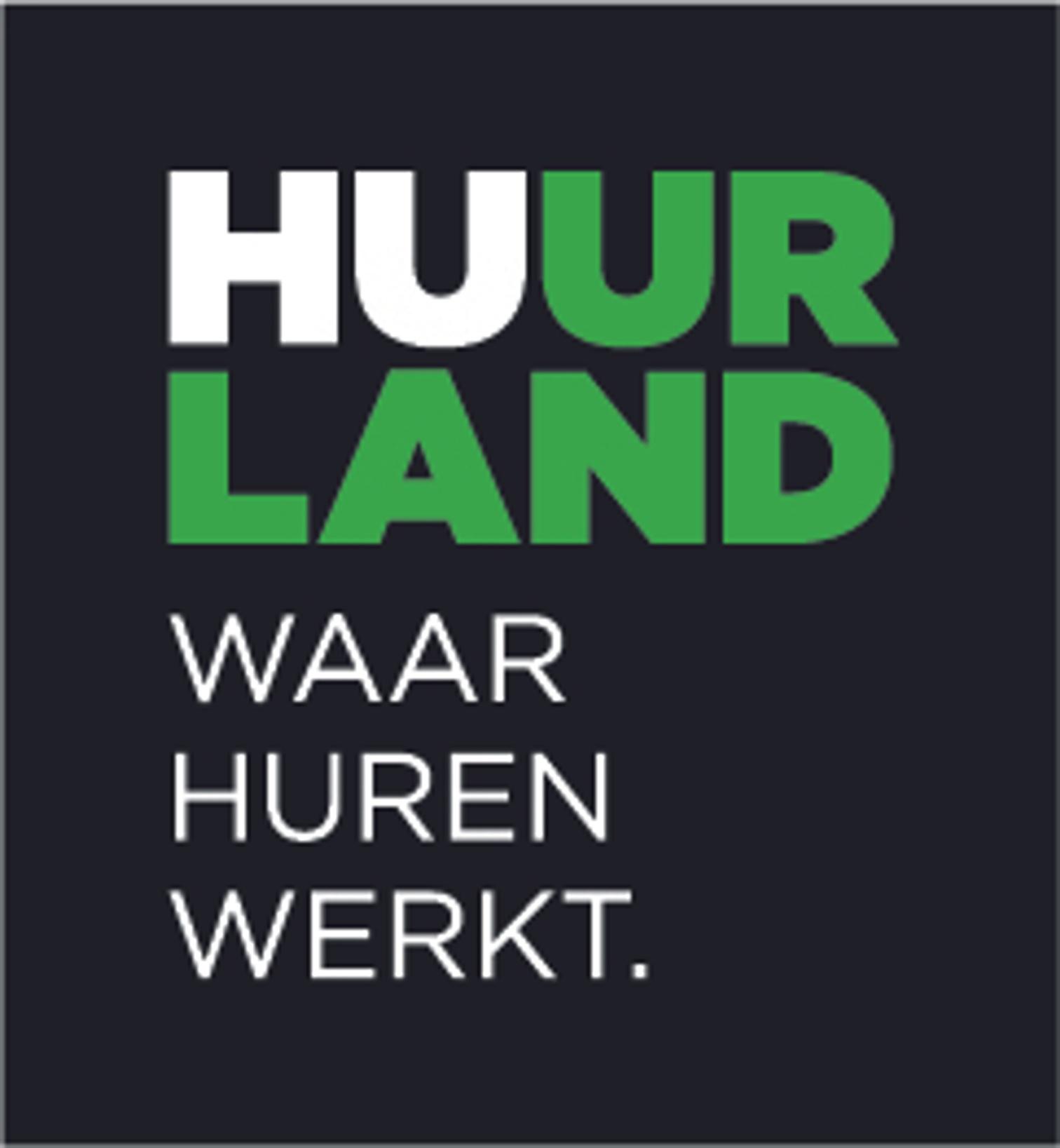 logo Huurland Kortrijk