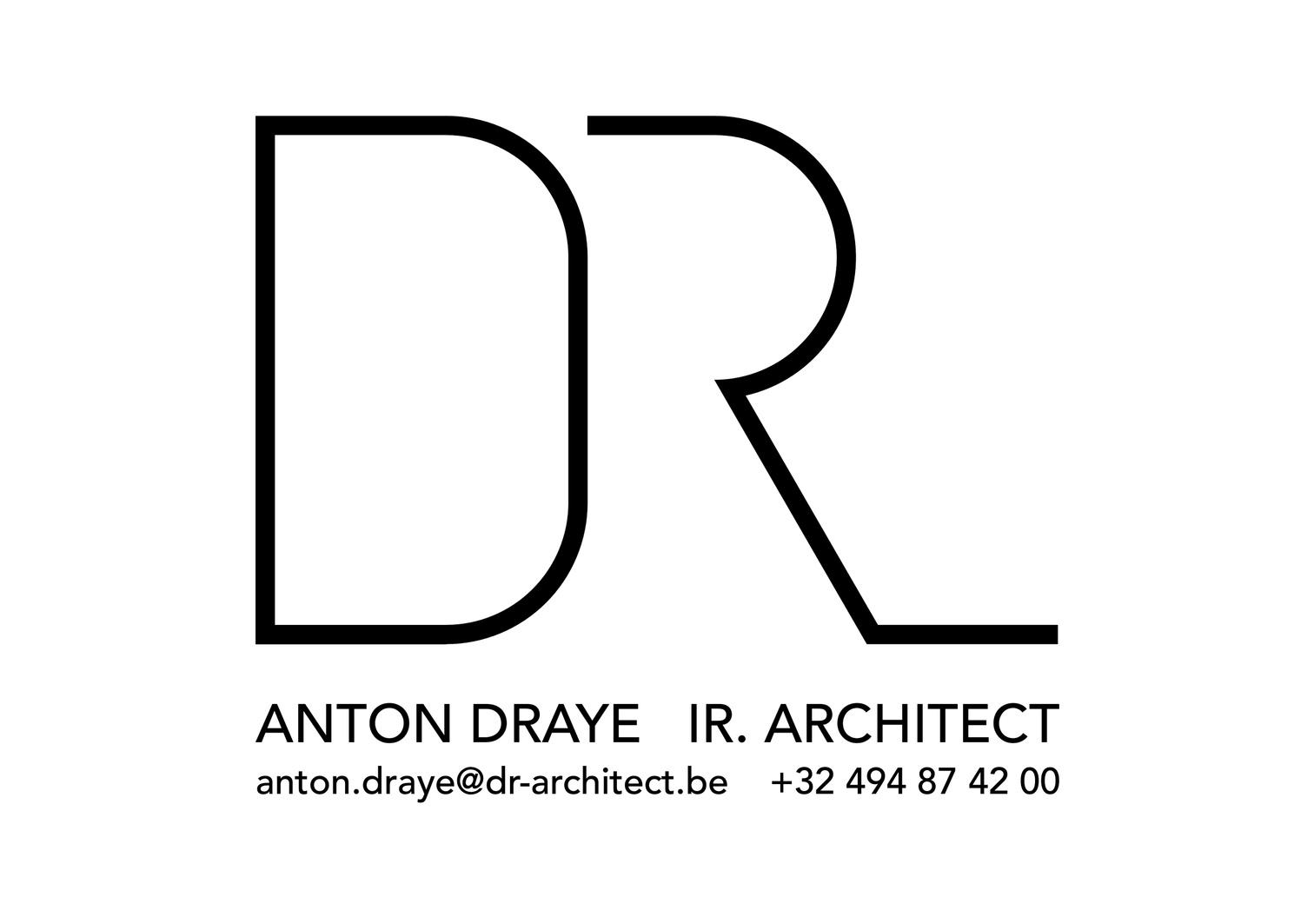 logo DR-architect
