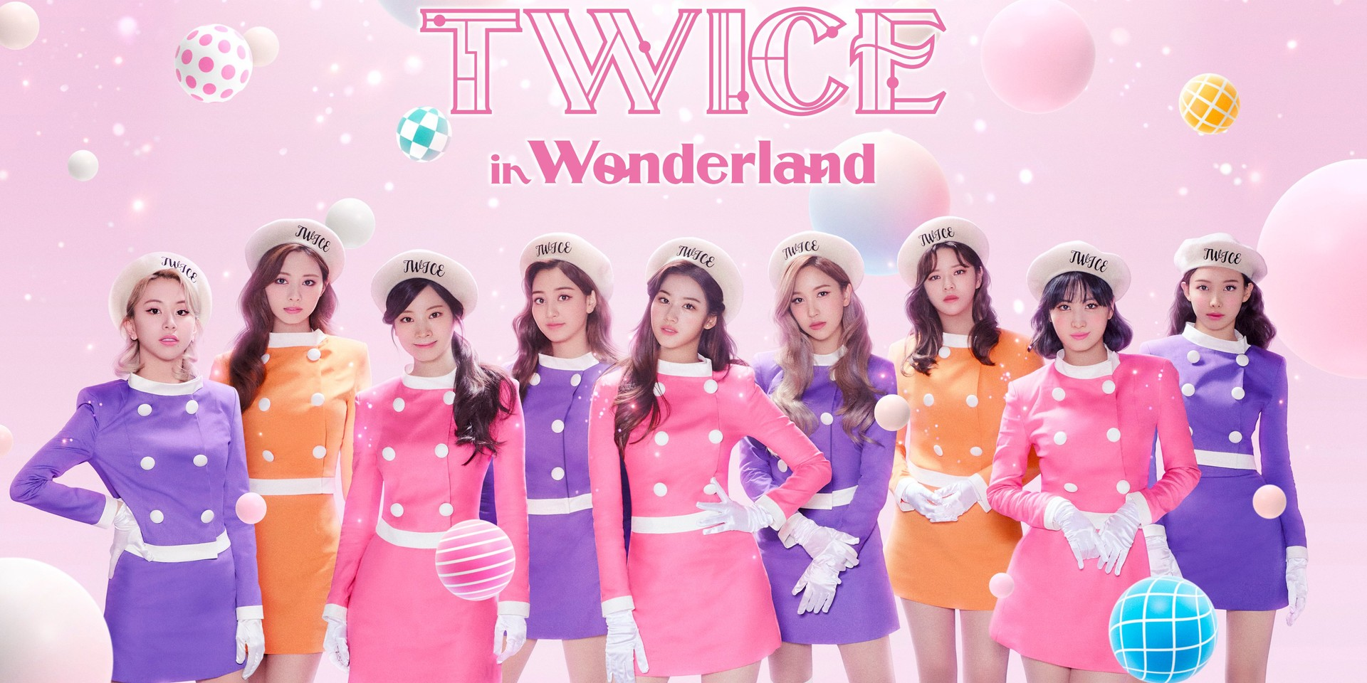 TWICE to hold online concert for Japanese fans in March