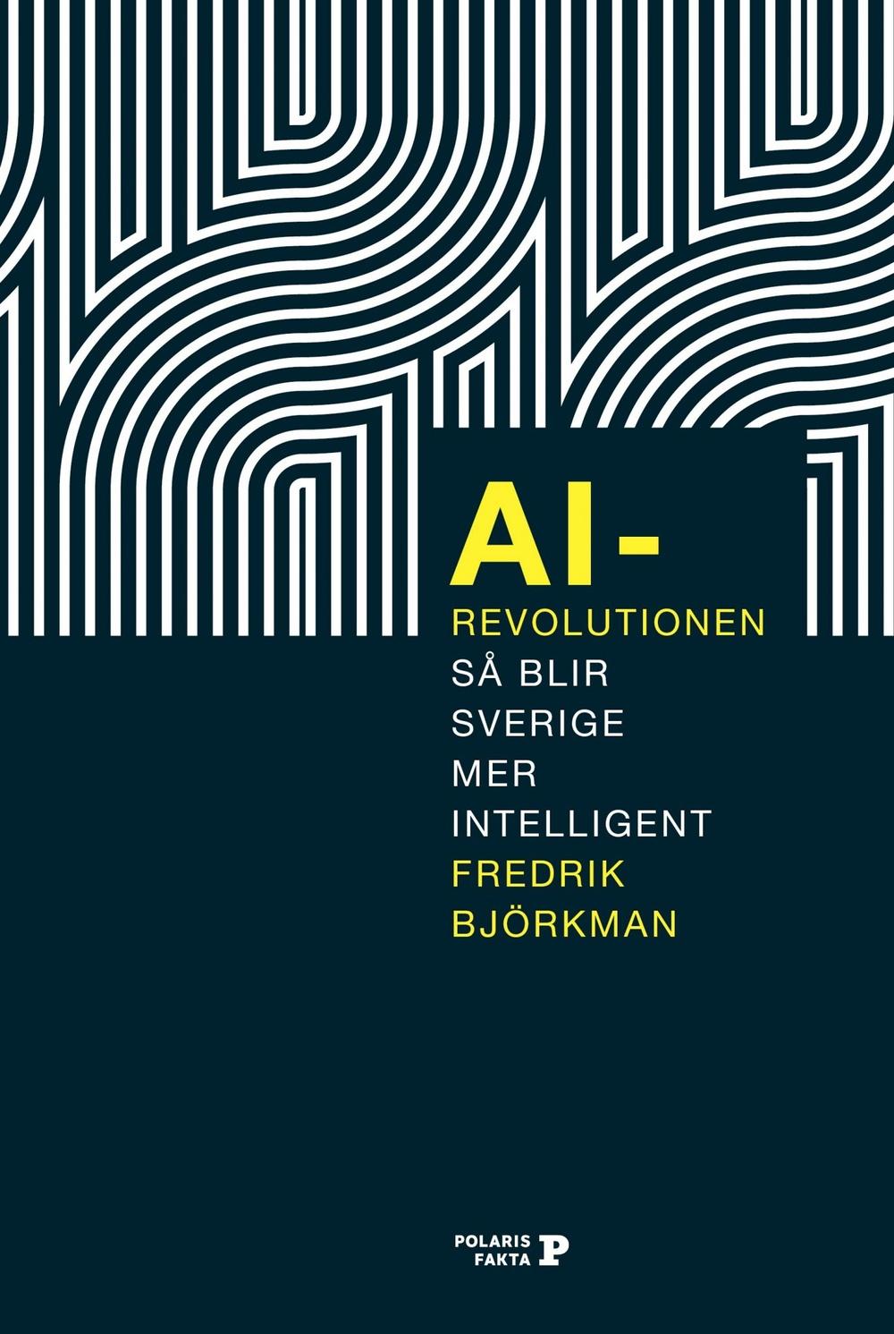 Bokomslag: AI-revolutionen