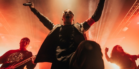 Valley Of Chrome reign Victorious at album launch – photo gallery