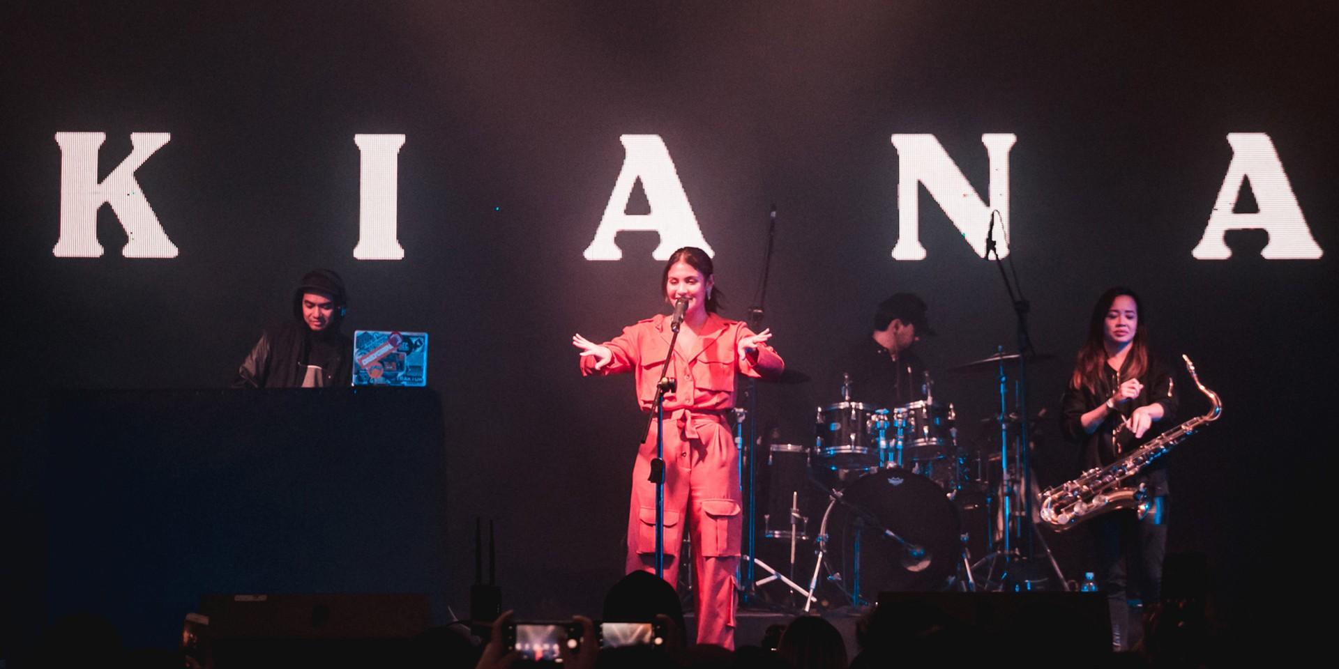Kiana Valenciano drops new single 'Hide My Love' – listen