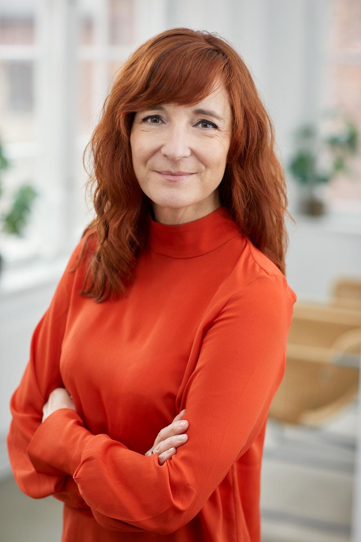 Författarporträtt: Lisa Rosengren Foto: Åsa Siller