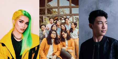 Ben&Ben, KZ Tandingan, Darren Espanto, and more to perform at 1MX Singapore