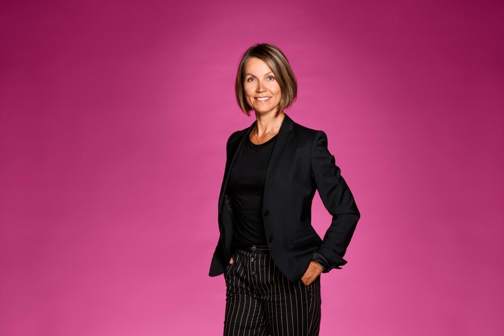 Ann-Sofie Hörin, Investment Manager Almi Invest.