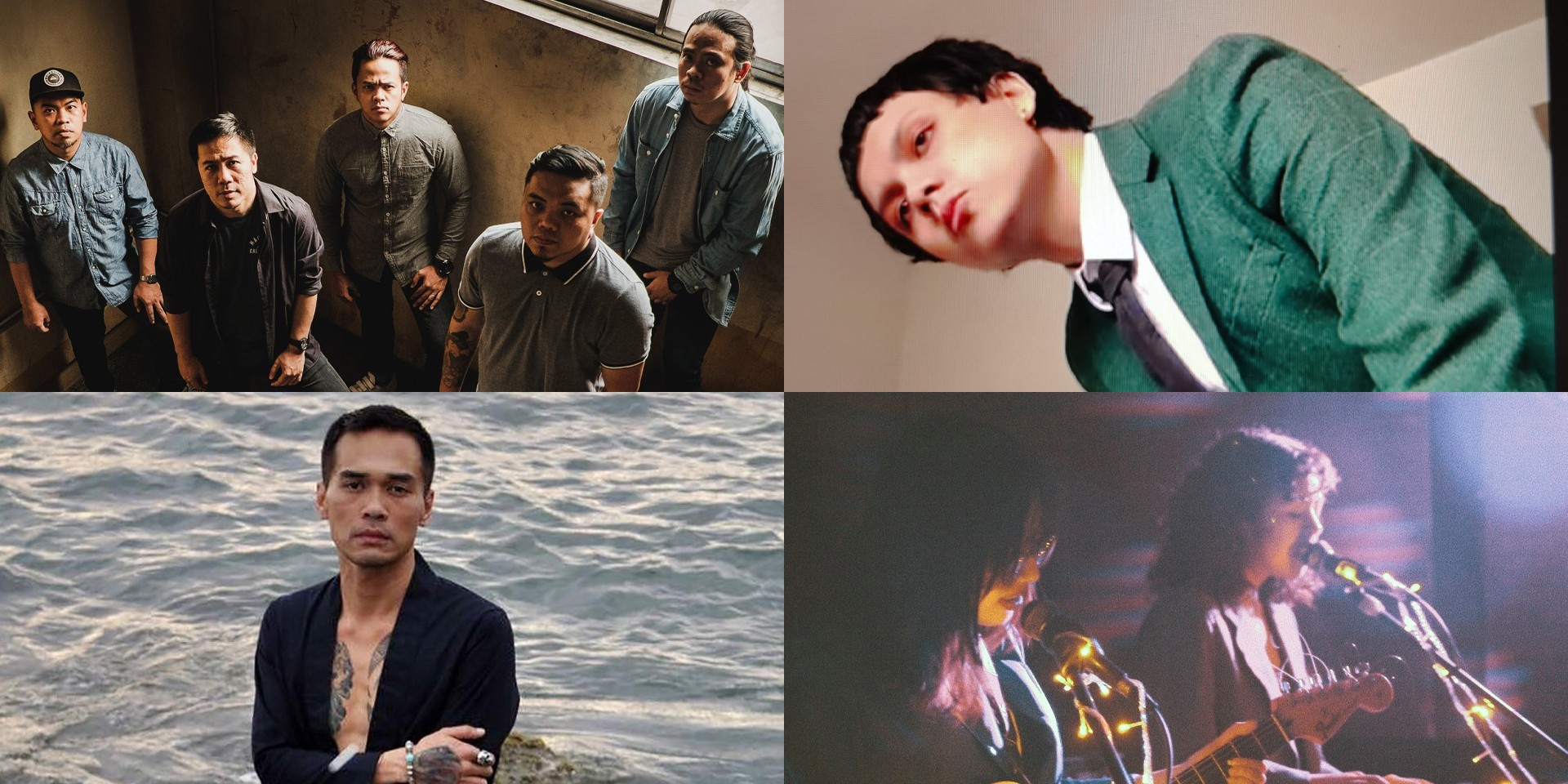 Imbue No Kudos, Zild, Marc Abaya, Breakfast Clouds, and more release new music – listen
